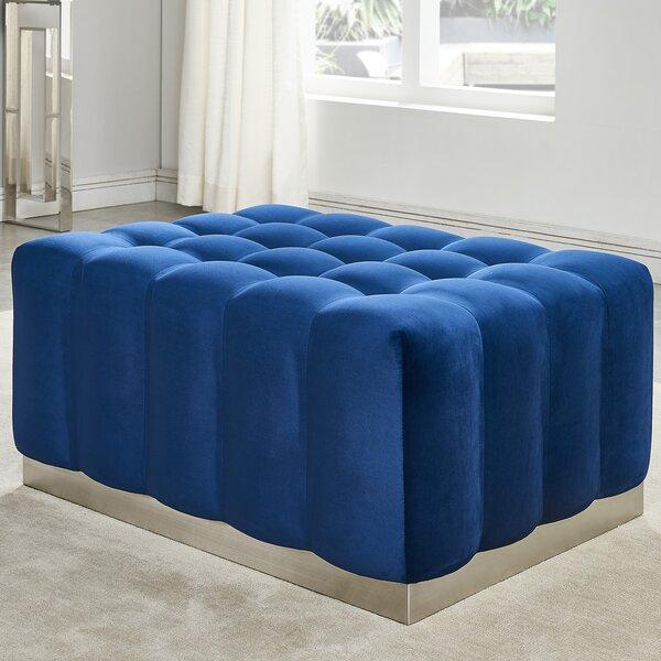 Brilliant Round Blue Velvet Tufted Table Wayfair Andrewgaddart Wooden Chair Designs For Living Room Andrewgaddartcom
