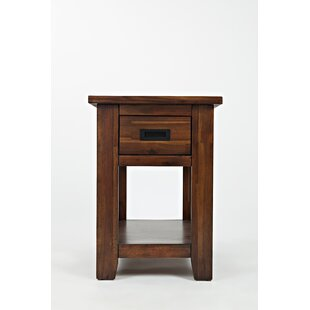 Millwood Pines Rodney Contemporary Chairside End Table