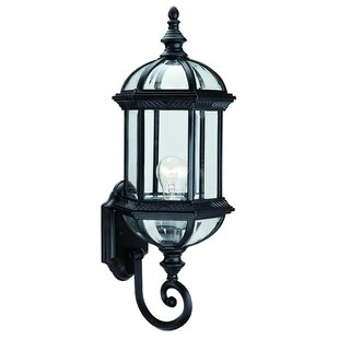 Affordable Huson Outdoor Wall Lantern By Alcott Hill