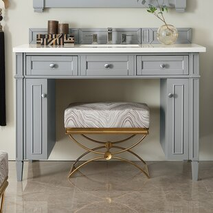 Brittany 48 Single Bathroom Vanity Base by James Martin Furniture