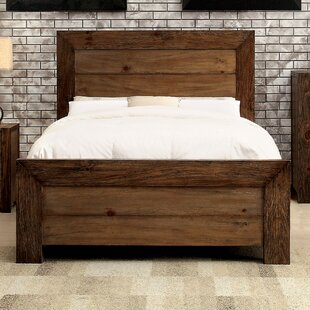 Thomson Panel Bed