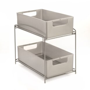 Bourque 2-Tier Kitchen Pull Out Drawer