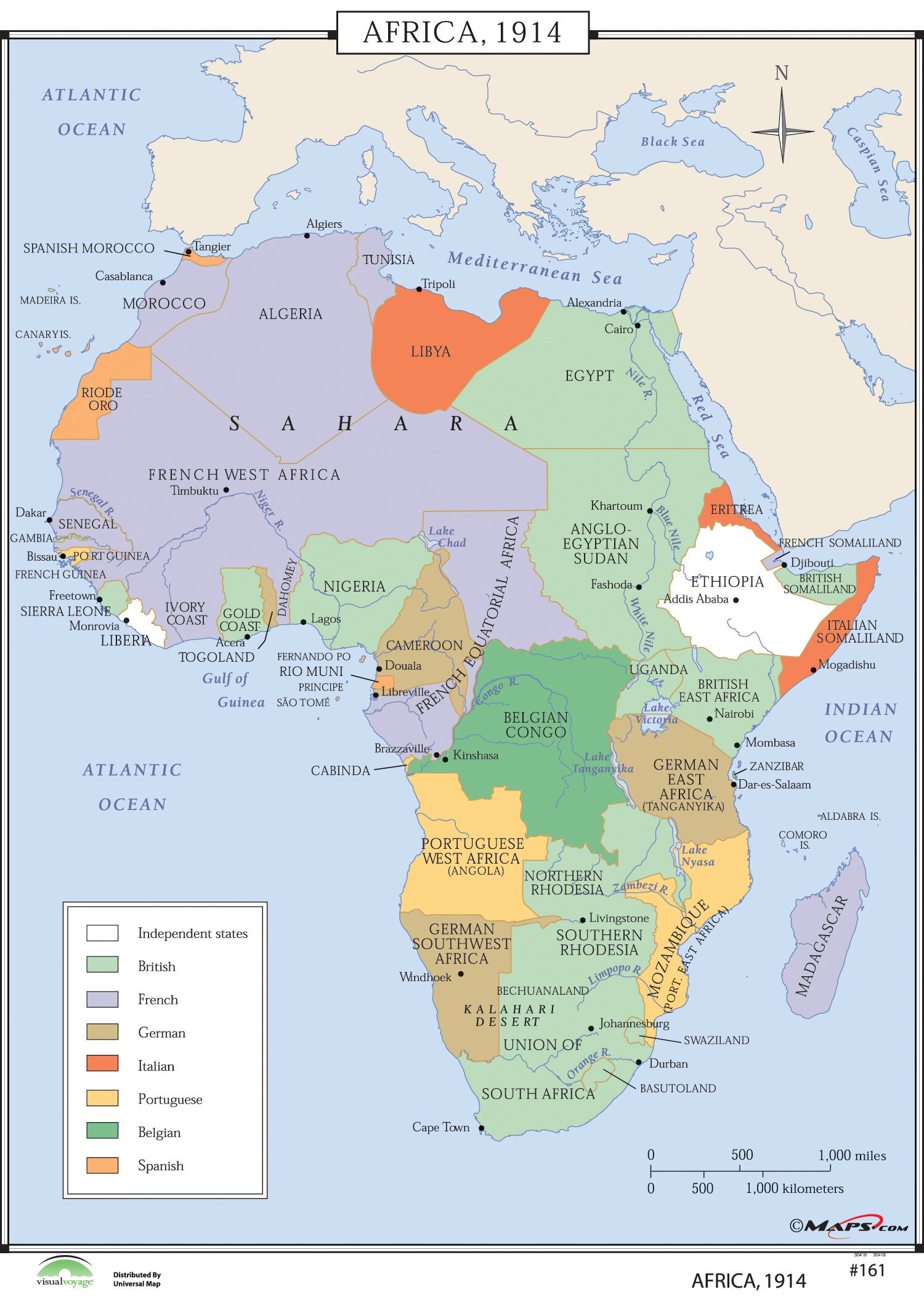 World History Wall Maps - Africa 1914 on map of ghana, map of continents, map of mediterranean, map of indonesia, map of saudi arabia, map of iran, map of middle east, map of yemen, map of uganda, map of morocco, map of ethiopia, map of world, map of tunisia, map of iraq, map of sudan, map of antarctica, map of libya, map of mali, map of tanzania, map of zimbabwe,