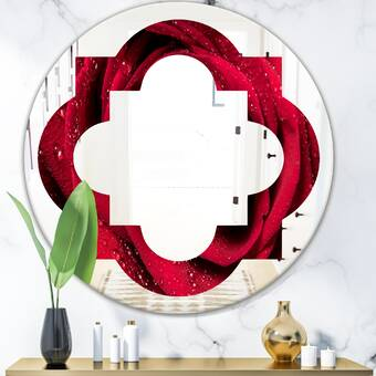 House Of Hampton Huck Accent Mirror Wayfair