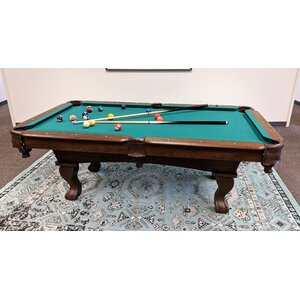 Classic Billiard 7′ Pool Table