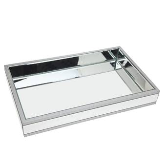 Heim Concept Mirror Serving Tray Wayfair