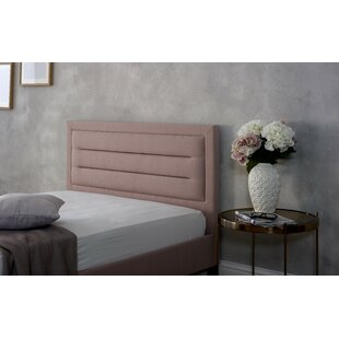 Ashleigh Upholstered Bed Frame By Hykkon