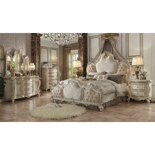 Cowart California King Configurable Bedroom Set by Fleur De Lis Living