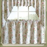 24 Inch Tier Curtains Wayfair