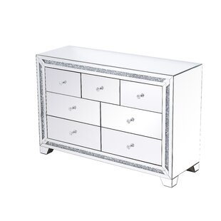 Abarca 7 Drawer Nightstand