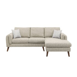 Aisling 93 Right Hand Facing Sofa  Chaise by George Oliver