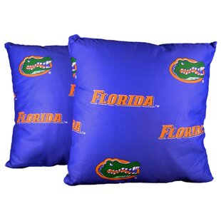 NCAA Throw Pillow (Set of 2) ByCollege Covers
