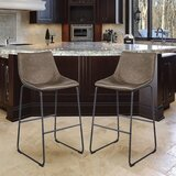 Tashia 30 Bar Stool (Set of 2) by Williston Forge