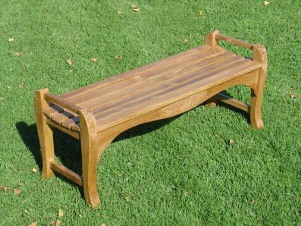 Garden Furniture Bench royal teak teak garden bench & reviews   wayfair