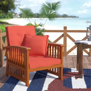 Breakwater Bay Sabbattus Arm Chair with C..