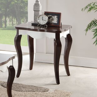 Daxten End Table by Darby Home Co