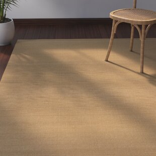 Read Reviews Goldenrod Beige Indoor/Outdoor Area Rug By Bay Isle Home