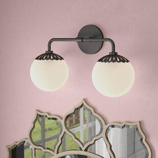 Mercer41 Huebner 2-Light Vanity Light