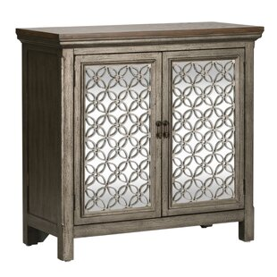 Continuum 2 Door Accent Cabinet by Ophelia & Co.
