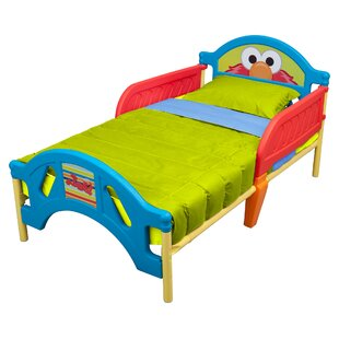 Read Reviews Sesame Street Convertible Toddler Bed by Delta Children Reviews (2019) & Buyer's Guide