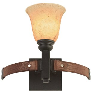 Kalco Rodeo Drive 1-Light Bath Sconce