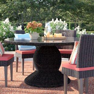 60 Inch Round Outdoor Table Wayfair