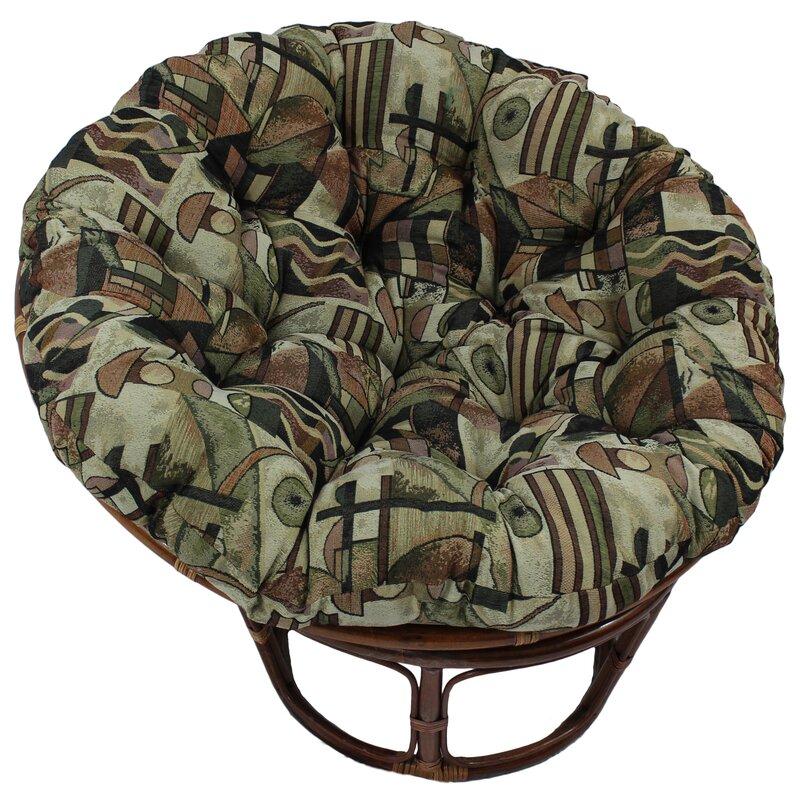 Beau Papasan Chair Cushion