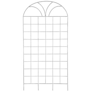 Deer Park Ironworks Steel Arched Trellis