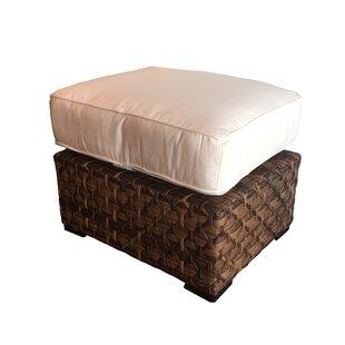 Bayou Breeze Kellar Ottoman with Cushion