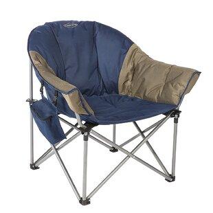 Ancelin Kozy Klub Folding Camping Chair by Freeport Park