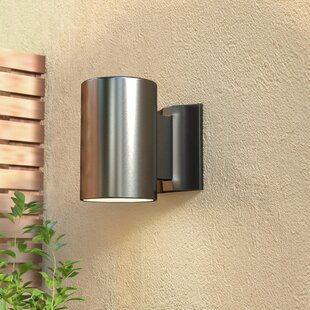 Wrought Studio Moody 1-Light Outdoor Sconce