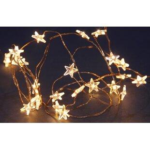 Charlemont Copper Wire Star Multi Function Novelty String Lights Image
