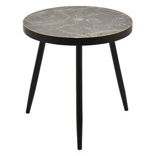 Bronagh Wood Decorative End Table