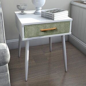 Undercliff End Table With ..