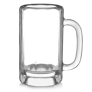Heidelberg 16 oz. Glass Pint Glass (Set of 4)