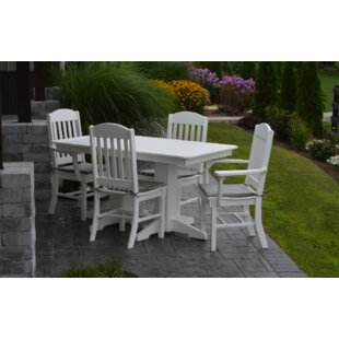 Red Barrel Studio Nettie 5 Piece Dining Set