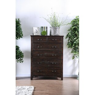 Best Mcmillon 6 Drawer Chest by Gracie Oaks