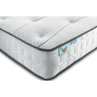 Cool Blue Memory Open Coil Mattress By Wayfair Sleep