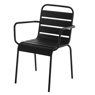 Rockcrest Stacking Garden Chair By Sol 72 Outdoor