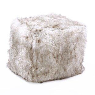 Faux Fur Pouf  89a7993b7b0eb