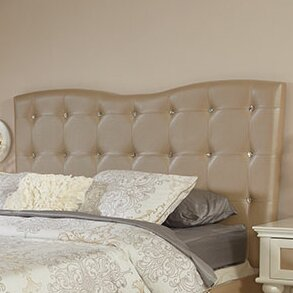 Affordable Price Paris Upholstered Panel Headboard by Najarian Furniture