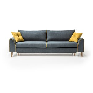 William 3 Seater Sofa Bed