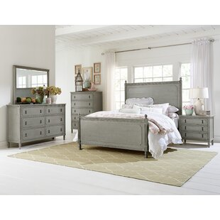 Partone Panel Configurable Bedroom Set