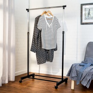 33 W Portable Garment Rack by Honey Can Do