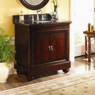 Sereno 36 Single Bathroom Vanity Set by World Menagerie