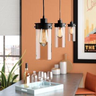 Brayden Studio Millet 3-Light Kitchen Island Pendant