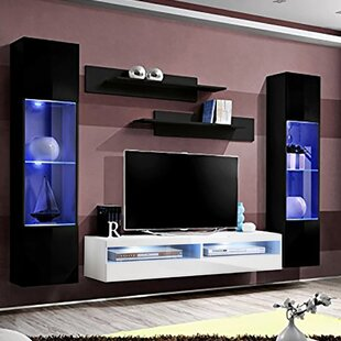 FLYAB3 Floating Entertainment Center For TVs Up To 70