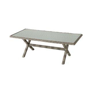 Betong Rattan Dining Table Image