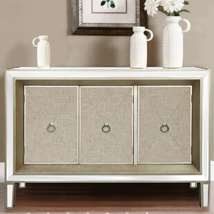 House of Hampton Myrie 3 Door Accent Cabinet