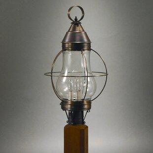 Longshore Tides Gary Caged Pear 3-Light Lantern Head